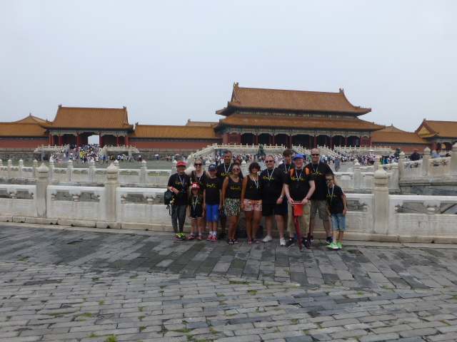 Kung Fu Schools Croydon China Tour 2016